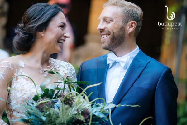 Nikolett and Michael Wedding