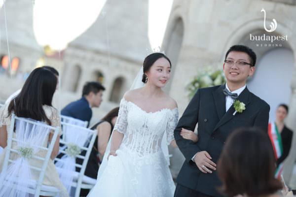 Mengxia and Qifan Wedding